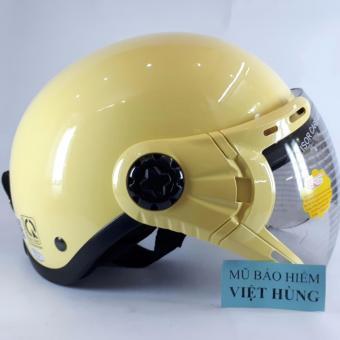 Mũ bảo hiểm GRS A33K (Vàng bóng)