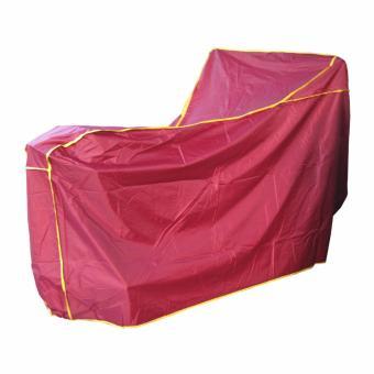 Áo trùm bảo vệ xe máy (Đỏ)