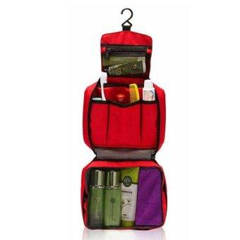 Túi du lịch đựng đồ cá nhân Travel (Đỏ)