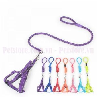 Bộ dây yên ngực dây tròn size 1