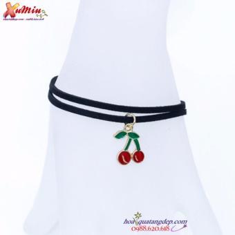 Vòng tay choker Cherry - XM021