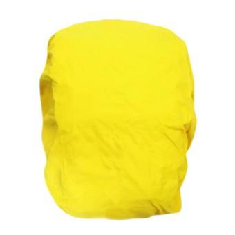 Áo mưa trùm balo chống mưa (Vàng)
