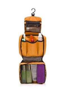 Túi du lịch đựng đồ cá nhân Travel - Kim Phat (Cam)