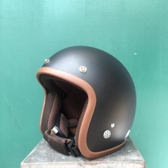 Mũ bảo hiểm LAVA-(Black)