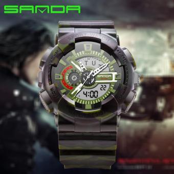 Đồng hồ thể thao Sanda 799 chống nước 3ATM
