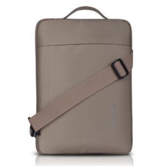 Túi laptop đeo vai Cartinoe Exceed Series 13inch (Nâu đồng)