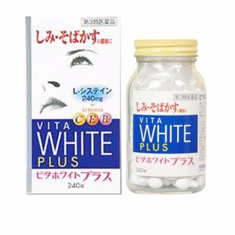 vita white plus trắng da, giảm nám tàn nhang 240g