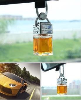 Nước hoa treo xe ô tô Carori G104-4 (Vàng)
