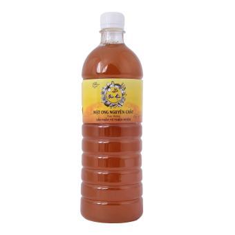Mật ong nguyên chất Bảo Lộc 1 lit (Vàng).