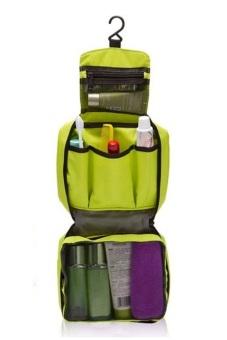 Túi du lịch đựng đồ cá nhân Travel - Kim Phat (Xanh lá)
