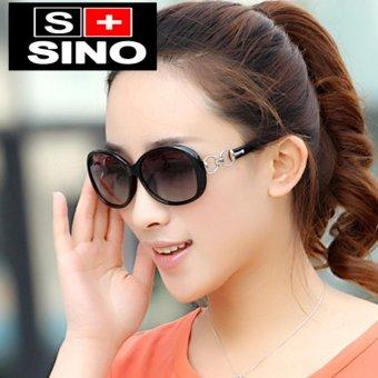 Kính mát nữ thời trang Sino KMW010 +Tặng kèm vòng tay thạch anh đen