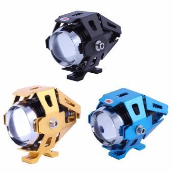Đèn Led trợ sáng U7 Transformers cao cấp dành cho moto xe máy