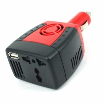 Kích điện ôtô (bộ đổi nguồn điện) 12V lên 220VAC – 150W500mA (dùng cho xe hơi)