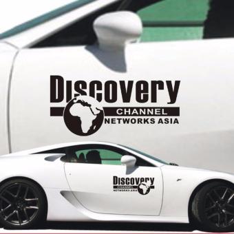 Tem dán cánh cửa Discovery