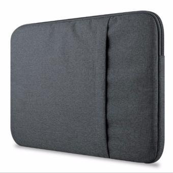 Túi chống sốc Macbook cao cấp 13 inch (Xám)