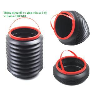 Bộ 3 Thùng đựng đồ co giãn trên xe ô tô VIPauto-TĐCG01