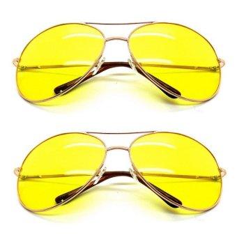 Bộ 2 kính nhìn xuyên đêm Night View Glass (Vàng)