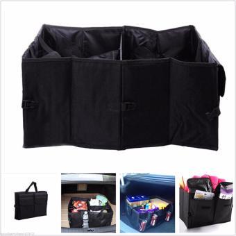 Túi đựng đồ nghề đa ngăn cho xe ô tô HQ071 (Đen)