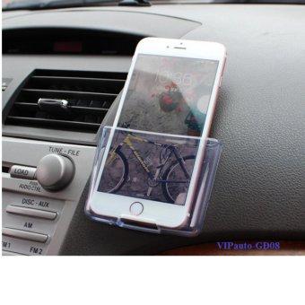 Hộp đựng điện thoại trên xe ô tô VIPauto-GĐ08