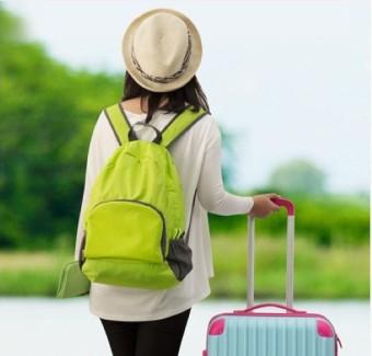 Balo du lịch xếp gọn tiện lợi
