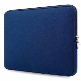 Túi chống sốc Macbook 13 inch (Xanh navi)