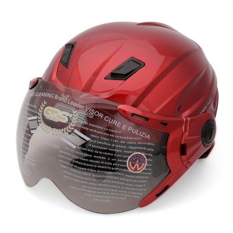 Nón bảo hiểm GRS A737K (Đỏ bóng)