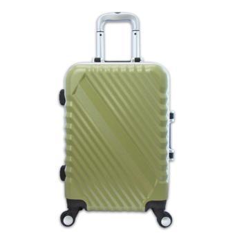 Vali nhựa cứng khóa sập khung nhôm size trung 24 inch TA284