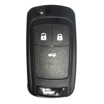 Vỏ chìa khoá dành cho xe Daewoo Lacetti.. Mishop Mishop4 (Đen)