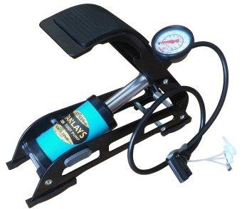 Bơm đạp chân 1 ống cao cấp đa năng