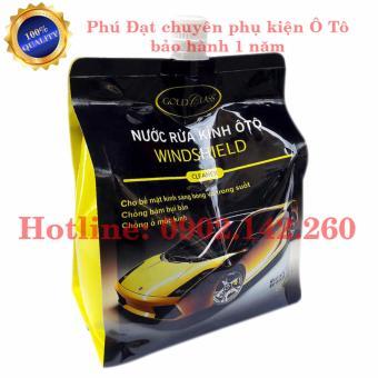 Nước rửa kính Ô Tô WINDSHIELD Gold Class (2 Lít)