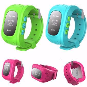 Đồng hồ định vị và giám sát trẻ em thông minh -SMARTWATCH