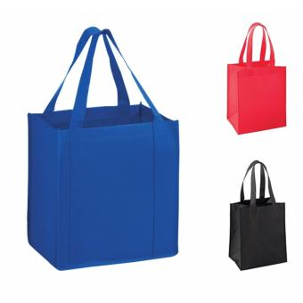 10 Túi vải không dệt 30*30 cm dùng nhiều lần, bảo vệ môi trường