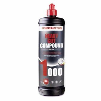 Dung dịch đánh bóng bước 1 phá xước Menzerna Heavy Cut Combound 1000 1 lít