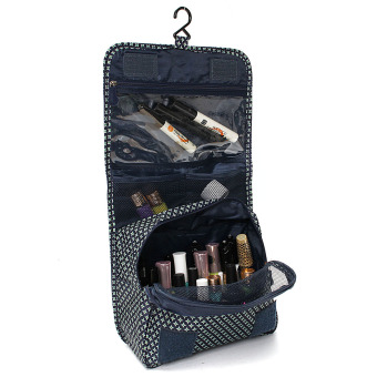 New Travel Toiletry Wash Cosmetic Makeup Storage Hanging Organizer Bag Case - intl