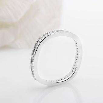 Nhẫn bạc Flower Love | Eropi