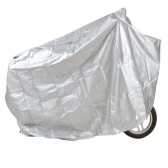 Bạt phủ bảo vệ xe máy 240cm x 140cm HQ STORE 1TI36-3