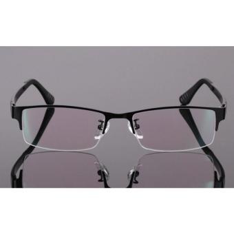 Kính mắt unisex chống bức xạ Wendy K212-1A (Đen)