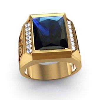 Nhẫn nam mạ vàng 14k - NNAM99