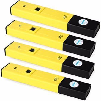 Bộ 04 cái Bút đo độ pH - VAKS ATC