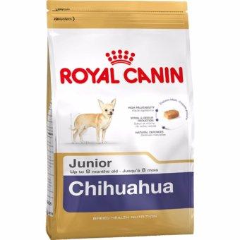 THỨC ĂN CHO CHÓ ROYAL CANIN CHIHUAHUA JUNIOR 1.5KG
