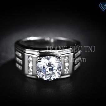 Nhẫn bạc nam NNA0033 - Trang Sức TNJ