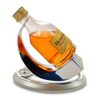 Nước hoa trang trí khử mùi ô tô SM37 (Hình chai rượu)