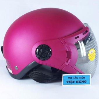 Mũ bảo hiểm GRS A33K (Hồng nhám)