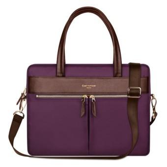 Túi xách cho Macbook/Laptop 15inch Cartinoe M221 (Tím)