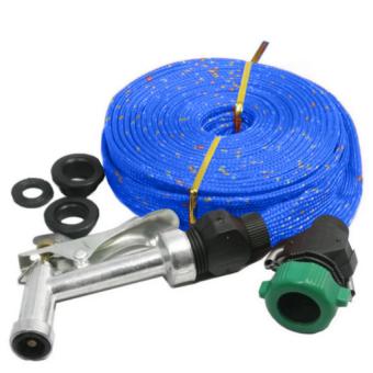 Vòi rửa xe đa năng loại 10m HQ STORE 1TI66-3 (Xanh biển)