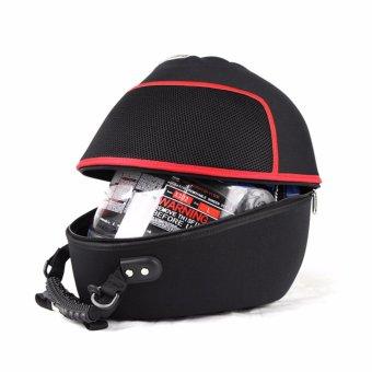 Túi bảo vệ nón bảo hiểm FullFace ProBiker P10 (Đen đỏ)