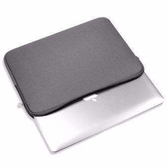 Túi chống sốc cho Macbook 15,6 inch (Xám)