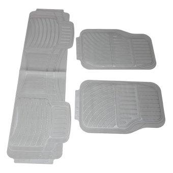 Thảm nhựa ô tô cao cấp PACKY PODA 6133X (Xám)
