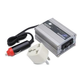 Bộ chuyển đổi điện 12V thành 220V-100W GiaTot561 GT29 (Đen)