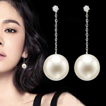 Bông tai trang sức thời trang Hàn Quốc Song Hye Kyo